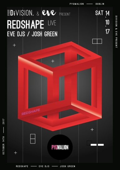 20171014 Division Redshape Eve Poster full text