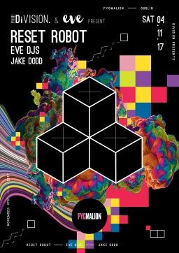 20171104 Division Eve Reset Robot Poster full text v0.2