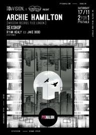 20181117 A3 Div Archie Hamilton Poster full text v0.3